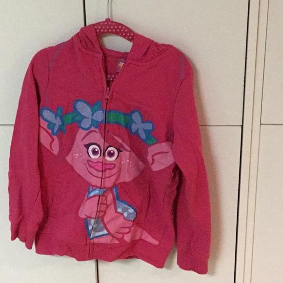 03042505c Shirts & Tops | Size 6 Dreamworks Trolls Poppy Jacket | Poshmark